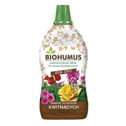 Agrecol Biohumus nawóz do roślin kwitnących 1L