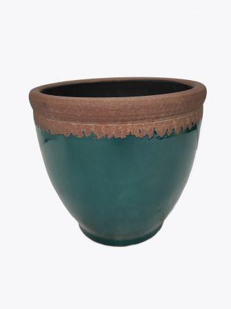 doniczka ceramiczna ogród