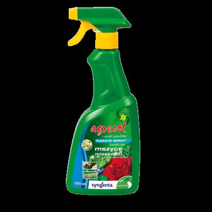 Środek owadobójczy Agrecol Karate Spray 500ml