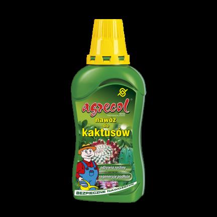 Nawóz do kaktusów Agrecol organiczno-mineralny 350ml