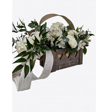 FLOWER BOX ELEGANCE M