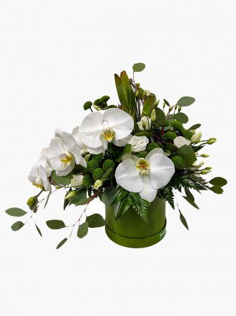 FLOWER BOX ELEGANCE L