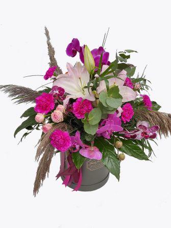 FLOWER BOX GLAMOUR XL