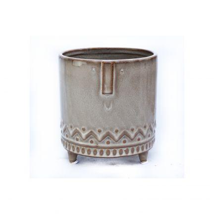 Doniczka Osłonka Ceramiczna J18-03 13x14cm
