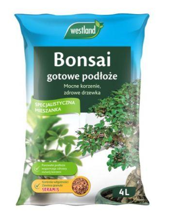 Podłoże do bonsai + Seramis 4L